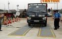 Tận mục ngày đầu CSGT ra quân kiểm tra tải trọng xe