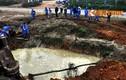 Vỡ đường ống, 70.000 hộ dân Hà Nội mất nước sạch