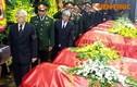 Lãnh đạo Nhà nước viếng 18 chiến sĩ hi sinh vụ trực thăng rơi