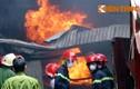 Người dân Hà Nội hoảng loạn trước đám cháy dữ dội
