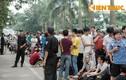 Biển người xếp hàng mua vé xem U19 VN từ mờ sáng