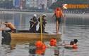 Người đàn ông chết đuối ở hồ Hoàng Cầu, chưa thấy thi thể