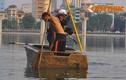 Nạn nhân chết đuối ở hồ Hoàng Cầu đã nổi lên mặt nước