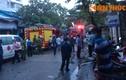 Nổ như bom giữa Sài Gòn, nhiều nhà sập, 7 người thương vong