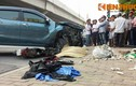 """Lái xe điên gây tai nạn liên hoàn đường Phạm Hùng """"trốn"""" ở đâu?"""