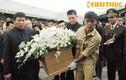 Ảnh nóng: Di hài 3 mẹ con người Việt tử nạn vụ MH17 về nước