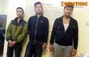 Nhóm 9X cướp tài sản lái xe taxi sa lưới