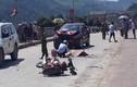 Lai Châu: Xe máy va chạm ô tô, một người tử vong