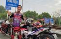 Phượt thủ đi 1.700km bằng xe máy chưa đến 20 giờ sẽ bị phạt nặng?