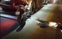 Xe máy tông vào đuôi xe container, một nam thanh niên tử vong