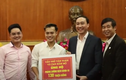 Video: Cầu thủ Hải Dương Văn Toàn huy động hơn 150 triệu ủng hộ chống Covid-19