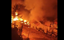 Video: Hỏa hoạn trong đêm, thiêu rụi 3 căn nhà ở Lai Châu