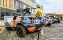 Biến BRDM-2 của Việt Nam thành robot chiến đấu, tại sao không?
