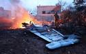 Máy bay bị bắn rơi, phi công Su-25 Nga tử chiến tại Idlib