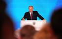 Thông điệp Liên bang định hướng tương lai nước Nga của ông Putin