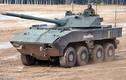 Xe tăng hạng nhẹ đầu tiên của Nga trông như thế nào?