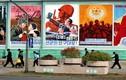 Thay tranh cổ động, Triều Tiên hướng tới hòa bình?