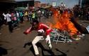 Vừa kết thúc bầu cử, thủ đô Zimbabwe lại chìm trong bạo lực