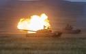 Xe tăng Nga nghiền nát mục tiêu tại tập trận Vostok 2018