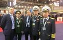Việt Nam tham dự triển lãm hải quân lớn nhất châu Âu
