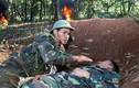 Xem lính hậu cần Việt Nam trổ tài thao lược trên chiến trường