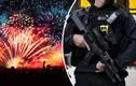Nhiều nước tăng cường an ninh cho hoạt động chuẩn bị đón Năm mới