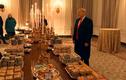 Chỉnh phủ đóng cửa: Ông Trump mời khách Nhà Trắng đồ ăn nhanh