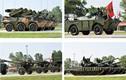 Kinh ngạc dàn vũ khí Lục quân Lào sẽ duyệt binh ở Viêng Chăn