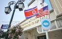 Phố phường Hà Nội được trang hoàng chuẩn bị cuộc gặp Trump-Kim