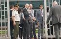Mật vụ Mỹ tiền trạm sân bay Nội Bài, chuẩn bị đón Tổng thống Trump