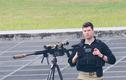 Soi súng bắn tỉa bảo vệ Tổng thống Mỹ tại khách sạn Marriott