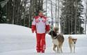 """Chiêm ngưỡng món quà """"4 chân"""" vô cùng đặc biệt của Tổng thống Putin"""