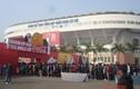 Dân Thủ đô xếp hàng dài diện kiến Cúp vàng World Cup