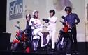 Soi kỹ bộ ba xe máy Honda mới vừa trình làng VN