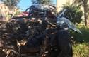 Ôtô bán tải đối đầu xe tải khiến 3 người chết thảm, 3 bị thương