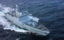 Khinh hạm Đô đốc Kasatonov của Nga lao vào khu vực diễn tập của NATO