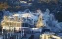 Video: Mỹ: Đánh sập sân vận động 7 vạn chỗ trong 15 giây