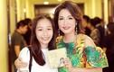 Ngỡ ngàng nhan sắc của 2 con gái út Diva Thanh Lam, Mỹ Linh