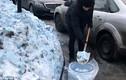 Video: Bí ẩn tuyết xanh bao phủ khắp quê nhà của ông Putin