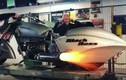 Video: Cụ ông 70 tuổi chế động cơ môtô phun lửa như quái vật