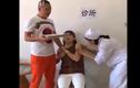 """Video: Chết cười với các cặp vợ chồng siêu """"lầy lội"""""""