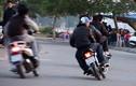 Video: Đôi nam nữ đi xe lạng lách, thách thức cảnh sát bị phạt 7,3 triệu đồng