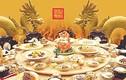Tìm hiểu bữa ăn của hoàng đế
