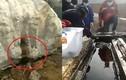 """Cặp mộ bí ẩn nằm dưới """"phiến đá chảy máu"""" ở Trung Quốc"""
