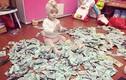 Màn đập lợn toàn 500.000 đồng đã mắt mừng sinh nhật con 1 tuổi
