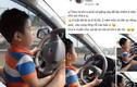 Video: Phẫn nộ vợ chồng đăng clip con trai 3 tuổi lái ô tô để khoe của