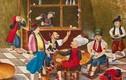 Sách cổ lưu giữ hình ảnh những cuộc truy hoan từ 200 năm trước