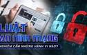 Video: Luật An ninh mạng cấm người dùng Internet những gì?