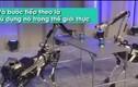 Video: Không phải viễn tưởng, robot này có thể làm nhiều việc đáng kinh ngạc