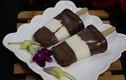 3 bước làm kem chuối cacao cực ngon, cực đơn giản